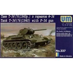 Boite unimodel T34 1940