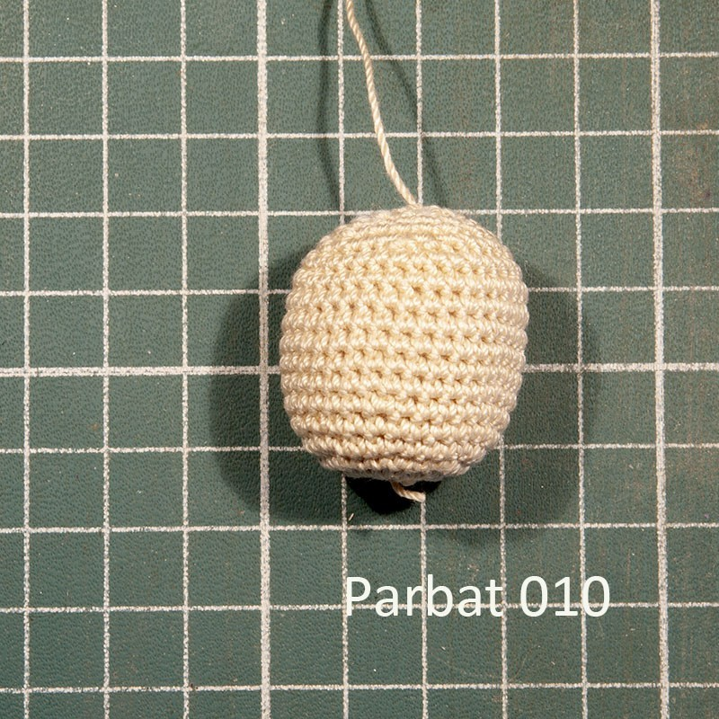 Pare-battage en coton réalisée de manière artisanale pour modèles réduits de bateaux
