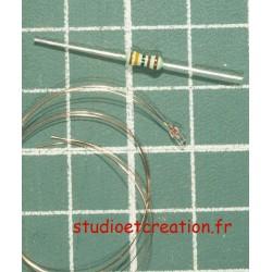 Micro ampoule 19 V