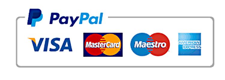 Gage de sécurité toutes les transactions se font via Paypal